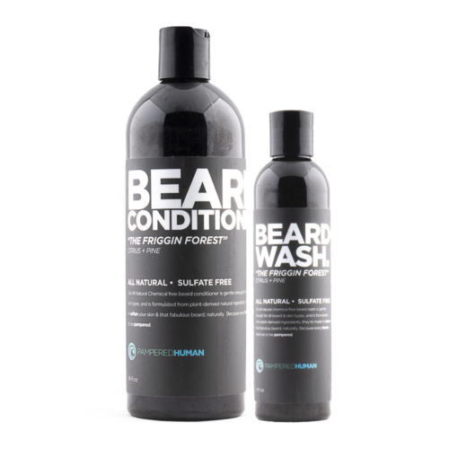 Beard Wash & Conditioner